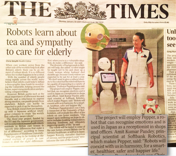 The Times, UK (Print and Online Edition)